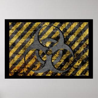 Biohazard Póster