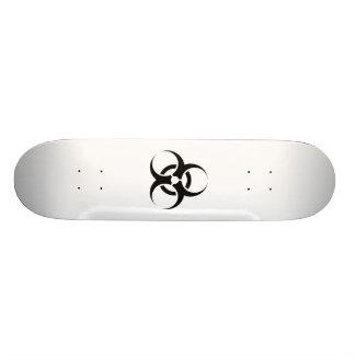 Biohazard Skateboard