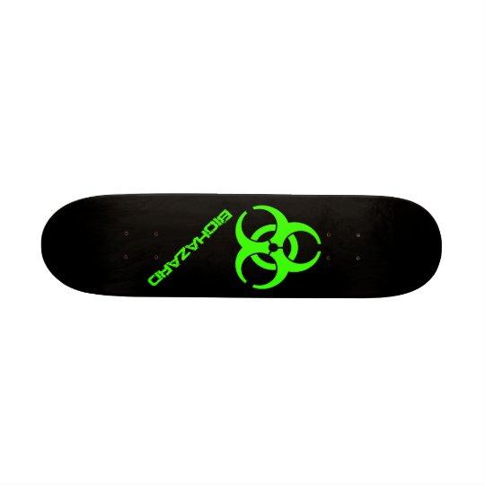 Biohazard Skateboard Mini