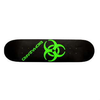 Biohazard Skateboard Pro