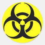 Biohazard! Sticker