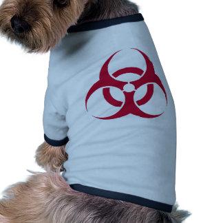 Biohazard - Style 2 Dog T-shirt
