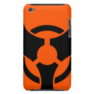 Biohazard Symbol Barely There iPod Covers