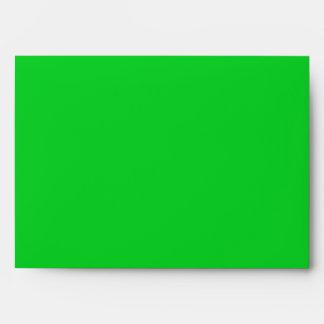 Biohazard Symbol Envelope