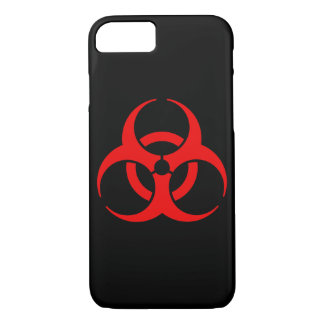 Biohazard Symbol iPhone 8/7 Case