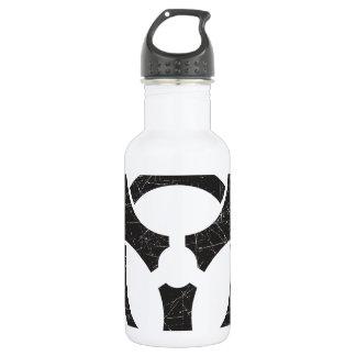 Biohazard Symbol Water Bottle