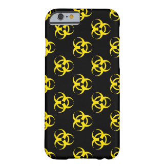 Biohazard Symbols Barely There iPhone 6 Case