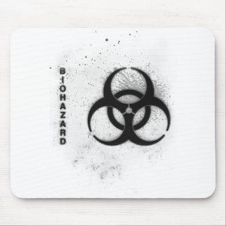 biohazard alfombrillas de raton
