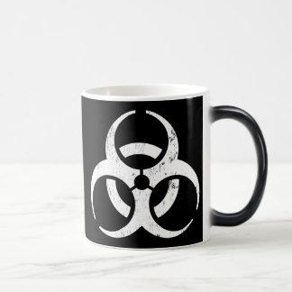 Biohazard: Taza del contagio del zombi