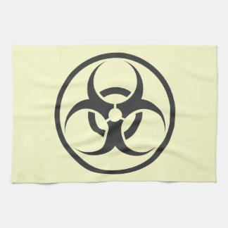biohazard towels