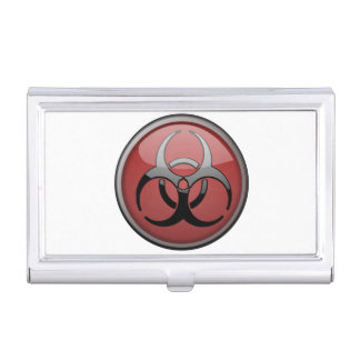 BioHazard Toxic Business Card Holders