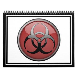 BioHazard Toxic Calendars