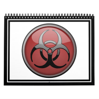 BioHazard Toxic Calendars