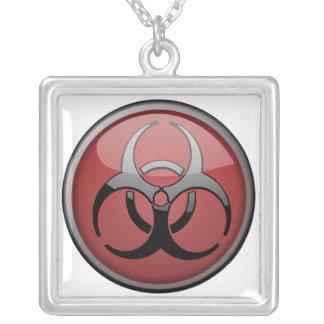 BioHazard Toxic Custom Necklace