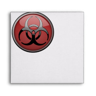 BioHazard Toxic Envelopes
