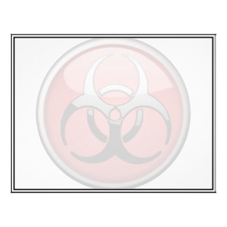 BioHazard Toxic Full Color Flyer