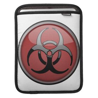 BioHazard Toxic iPad Sleeves