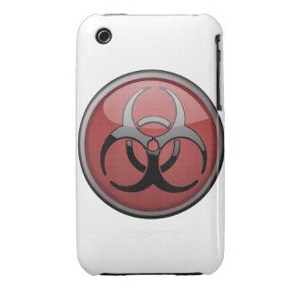BioHazard Toxic iPhone 3 Cover
