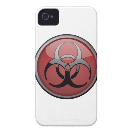 BioHazard Toxic iPhone 4 Cover