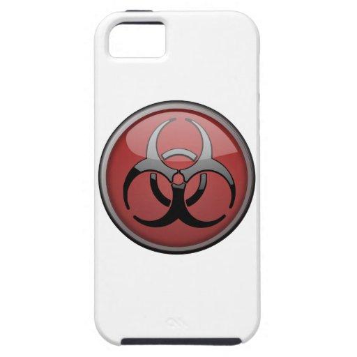BioHazard Toxic iPhone 5 Case