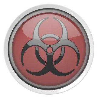 BioHazard Toxic Plates