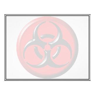 BioHazard Toxic - Red Flyers