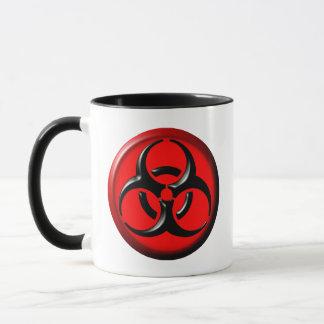 BioHazard Toxic - Red Mug