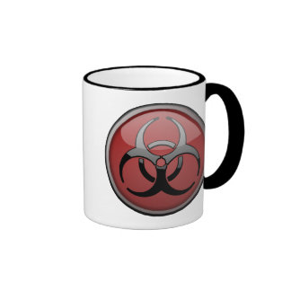 BioHazard Toxic Ringer Coffee Mug