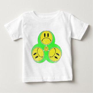 Biohazard Unhappy. Baby T-Shirt