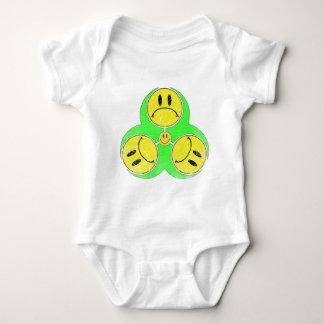 Biohazard Unhappy. Shirt