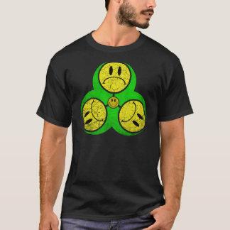Biohazard Unhappy. T-Shirt