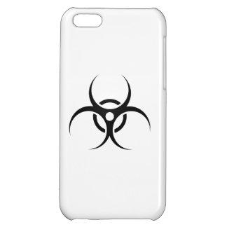 Biohazard Warning Symbol iPhone 5C Cover