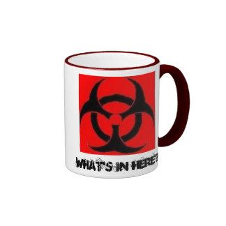 Biohazard, What's In Here? - mug