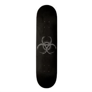 Biohazard X Custom Skate Board