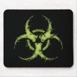 Biohazard -xdist mouse pad