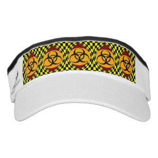 Biohazard Headsweats Visor