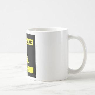 Biohazard zombie coffee mug