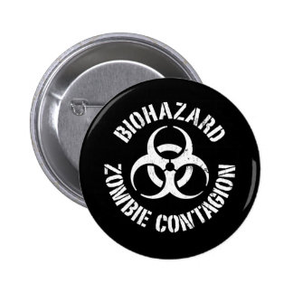 Biohazard: Zombie Contagion Button