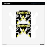 Biohazard zombie PS3 controller decal