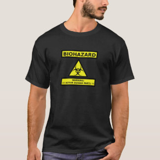 Biohazard zombie T-Shirt