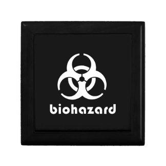 Biohazard � Zombies Keepsake Box
