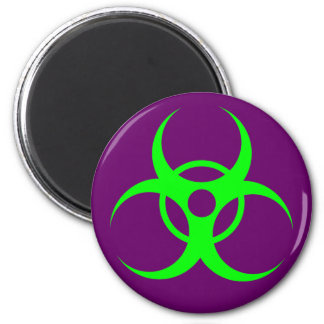 Biohazzard Magnet