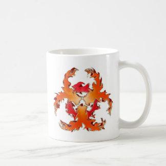 Biohazzard_white Coffee Mug