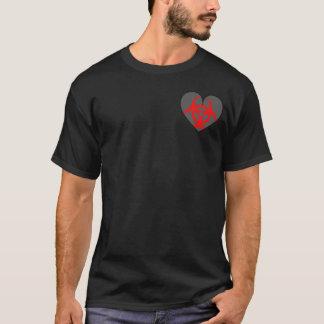 Bioheart (bio/grey) T-Shirt