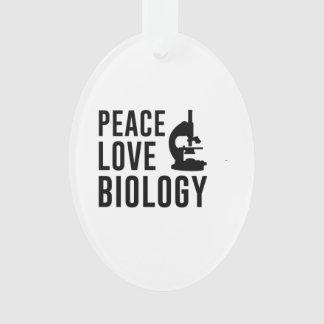 Biología del amor de la paz