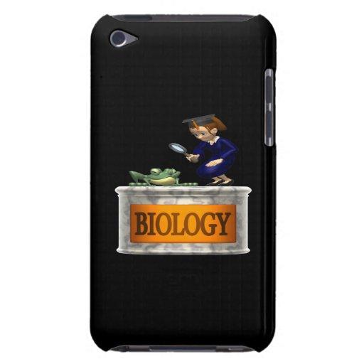 Biología iPod Touch Case-Mate Carcasas
