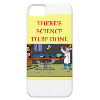 biología iPhone 5 funda