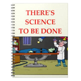 biología libros de apuntes con espiral
