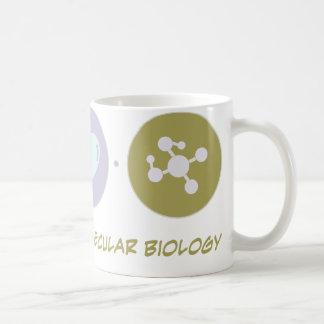 Biología molecular del amor de la fe tazas
