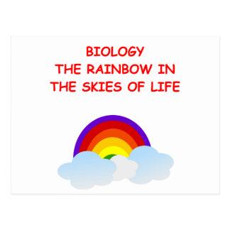 biología postal